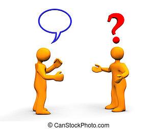 comunicazione, problema
