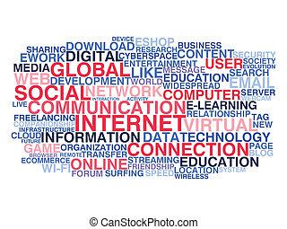 comunicazione, sociale