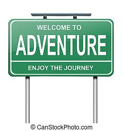 concept., avventura