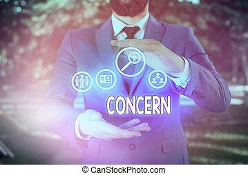 concern., essere, importante, relate., testo, significato, concetto, scrittura, coinvolgere, direttamente, o, qualcuno
