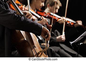 concerto musica, classico