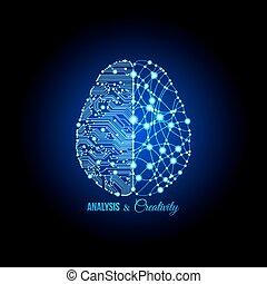 concetto, analisi, creatività