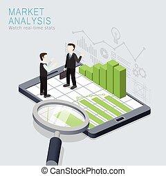 concetto, analisi mercato