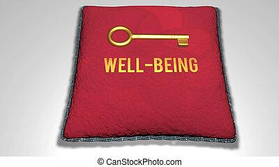 concetto, benessere