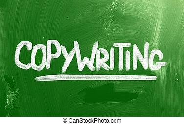 concetto, copywriting