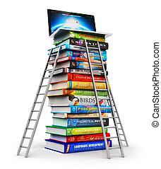 concetto, educazione, conoscenza