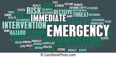 concetto, emergenza