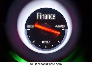 concetto, finanza