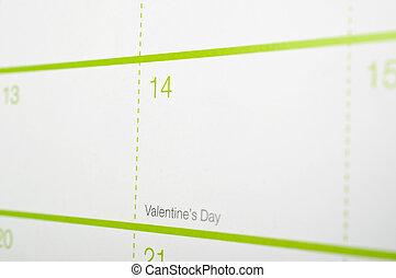 concetto, giorno, valentine