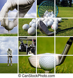 concetto, golf