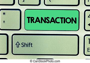 concetto, parola, affari, scambio, testo, accordo, scrittura, istanza, vendita, qualcosa, transaction., o, acquisto