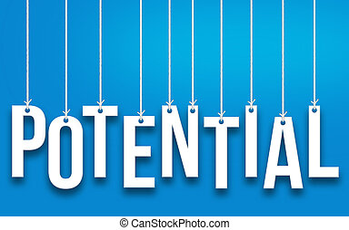 concetto, parola, potenziale