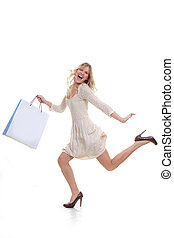 concetto, shopping, vendite