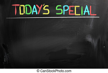concetto, speciale, today`s