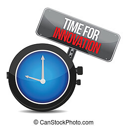 concetto, tempo, innovations