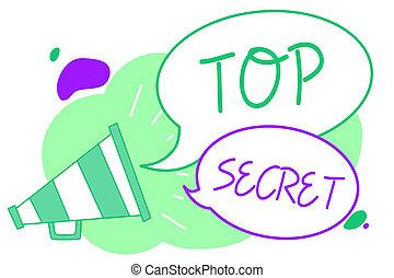 concetto, testo, gergo, loud., messaggio, fuori, altoparlante, informazioni, cima, discorso, secret., megafono, dire, parlante, qualcuno, significato, importante, dire, bolle, dati, lui, scrittura, o