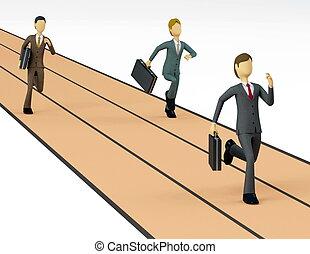concorrenza, affari
