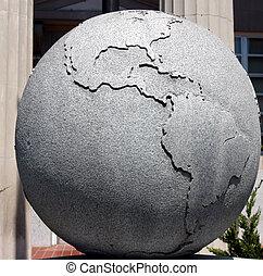 concreto, mondo