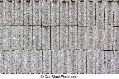 concreto, solido, mattone