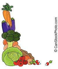 confine vegetale