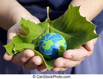 conservazione, ambientale