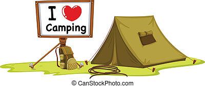 consiglio avviso, tenda