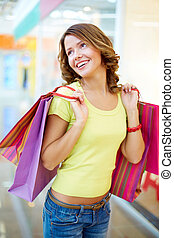 consumatore, gioioso