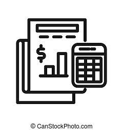 contabilità, budget