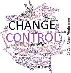controllo, cambiamento