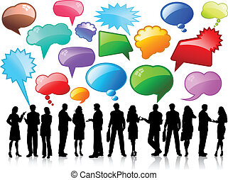 conversazioni, affari