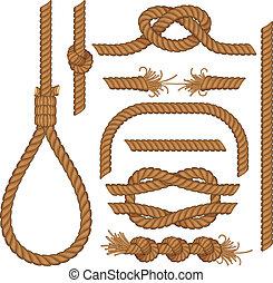 corda, elementi