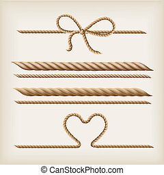 corde, arco
