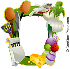 cornice, cottura