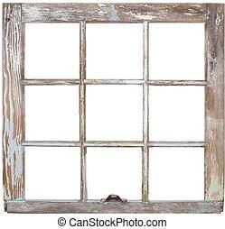 cornice, finestra