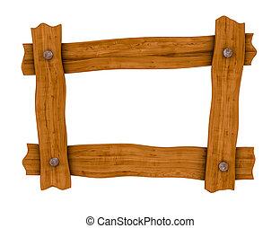 cornice legno, asse