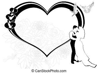 cornice, matrimonio