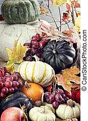 cornucopia, autunno