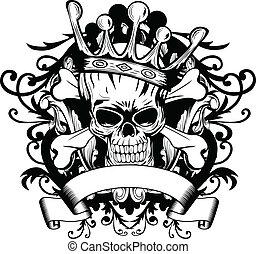 corona, cranio