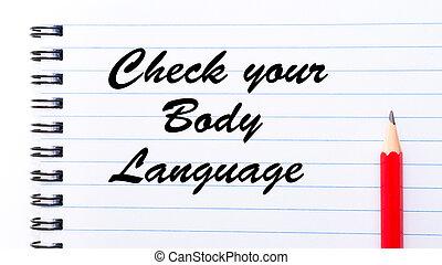 corpo, assegno, tuo, lingua