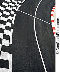 corsa, asfalto, automobile, gran premio, strada, circuito, monaco