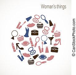 cose, donna