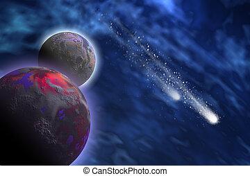 cosmico, starlets