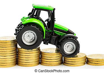 costi crescenti, agricoltura