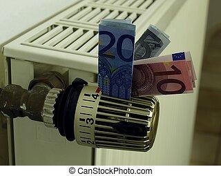 costi, riscaldamento