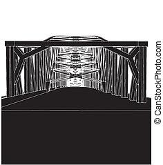 costruire ponte arco