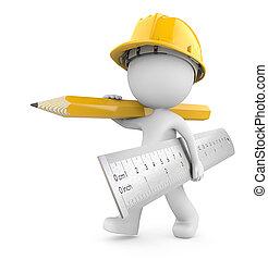 costruzione, again., tempo