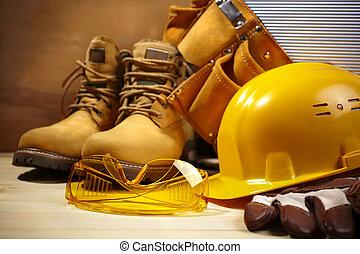 costruzione, sicurezza