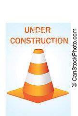costruzione, vettore, ep8, sotto