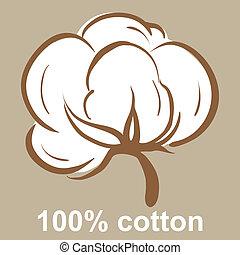cotone, icona