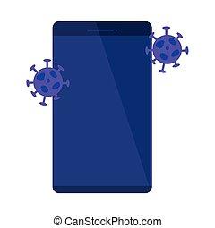 covid19, telemedicine, particelle, smartphone